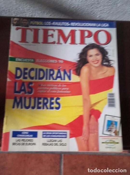 Coleccionismo de Revista Tiempo: Lote revistas Tiempo - Foto 2 - 128536811