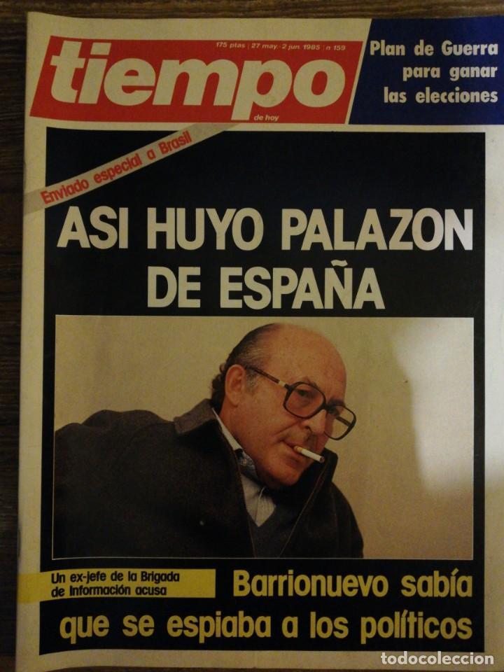 Coleccionismo de Revista Tiempo: Lote de 11 revistas Tiempo - Foto 4 - 133359266