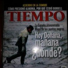 Coleccionismo de Revista Tiempo: REVISTA TIEMPO Nº 836 - MAYO 1998. Lote 134873030