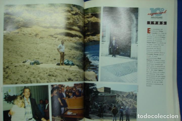Coleccionismo de Revista Tiempo: TIEMPO DIEZ AÑOS 1982/ 1992 - 10º ANIVERSARIO - Foto 4 - 136366622