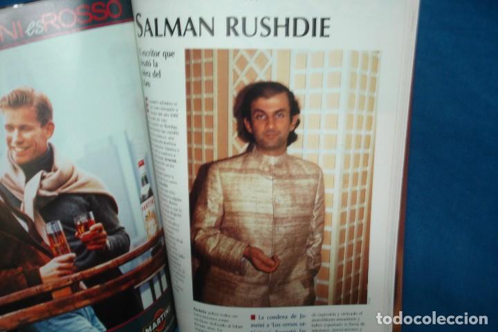 Coleccionismo de Revista Tiempo: TIEMPO DIEZ AÑOS 1982/ 1992 - 10º ANIVERSARIO - Foto 5 - 136366622