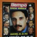 Coleccionismo de Revista Tiempo: TIEMPO DE HOY. ESPECIAL HOMENAJE A PEDRO RODRÍGUEZ. ANATOMÍA DE UN PAÍS. Lote 142473114
