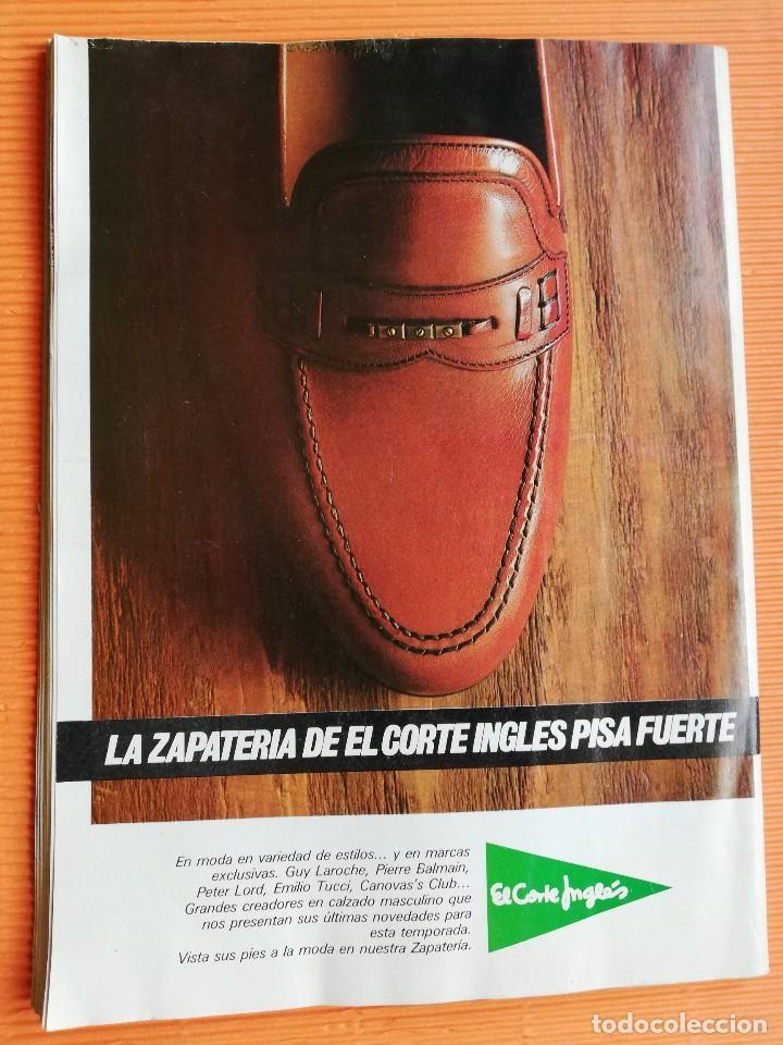 Coleccionismo de Revista Tiempo: TIEMPO DE HOY Nº 152. RUIZ MATEOS: ACEPTO LA CÁRCEL CON UN JUICIO LIMPIO. 1985 - Foto 3 - 142558238