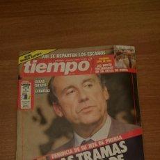 Coleccionismo de Revista Tiempo: REVISTA TIEMPO 12 JUNIO 1989 -Nº 371. Lote 182358131