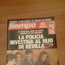 Coleccionismo de Revista Tiempo: REVISTA TIEMPO 17 ABRIL 1989 -Nº 363. Lote 150087982
