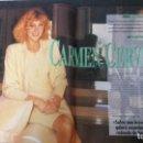 Coleccionismo de Revista Tiempo: CARMEN CERVERA-FERNANDO ARRABAL-PACO RABAL. Lote 158115658