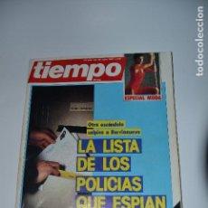 Coleccionismo de Revista Tiempo: REVISTA TIEMPO DE 1985 Nº158. Lote 162420098