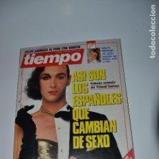 Coleccionismo de Revista Tiempo: REVISTA TIEMPO DE 1987 Nº270. Lote 162420202
