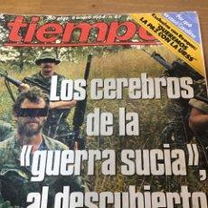 Coleccionismo de Revista Tiempo: TIEMPO NÚMERO 87. Lote 165504653