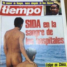 Collectionnisme de Magazine Tiempo: TIEMPO NÚMERO 175. Lote 165507066