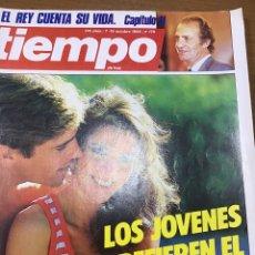 Collectionnisme de Magazine Tiempo: TIEMPO NÚMERO 178. Lote 165507348
