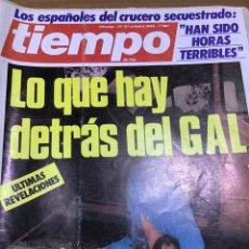 Coleccionismo de Revista Tiempo: TIEMPO NÚMERO 180. Lote 165507628