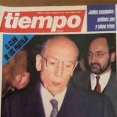 Coleccionismo de Revista Tiempo: TIEMPO NÚMERO 194. Lote 165511485