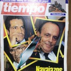 Coleccionismo de Revista Tiempo: TIEMPO NÚMERO 208. Lote 165545909