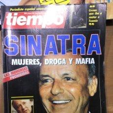 Coleccionismo de Revista Tiempo: TIEMPO NÚMERO 229. Lote 165546682