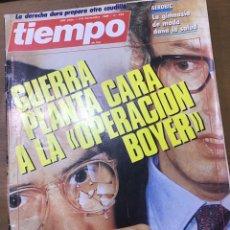 Coleccionismo de Revista Tiempo: TIEMPO NÚMERO 234. Lote 165546880