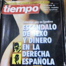 Coleccionismo de Revista Tiempo: TIEMPO NÚMERO 239. Lote 165556601