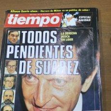 Coleccionismo de Revista Tiempo: TIEMPO NÚMERO 241. Lote 165556654