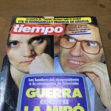 Coleccionismo de Revista Tiempo: TIEMPO NÚMERO 253. Lote 165556704