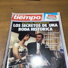 Coleccionismo de Revista Tiempo: TIEMPO EXTRA MAYO 1987. Lote 165556920