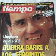 Coleccionismo de Revista Tiempo: TIEMPO NÚMERO 227. Lote 165560284