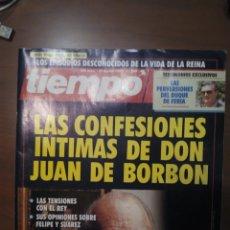 Coleccionismo de Revista Tiempo: REVISTA TIEMPO N° 568. MARZO 1993. Lote 168307362