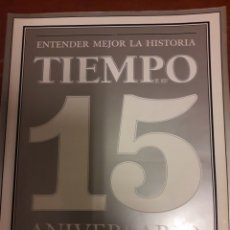 Coleccionismo de Revista Tiempo: REVISTA TIEMPO. Lote 174989230
