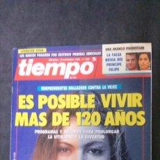 Coleccionismo de Revista Tiempo: REVISTA TIEMPO-NORMA DUVAL-ROCIO DURCAL-RAFFAELLA CARRA-JULIO IGLESIAS. Lote 175059459