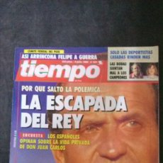 Collectionnisme de Magazine Tiempo: URSULA ANDRESS-JULIO IGLESIAS-ROSSY DE PALMA-EMILIO ARAGON-RIDLEY SCOTT-BRUCE SPRINGSTEEN. Lote 175061607