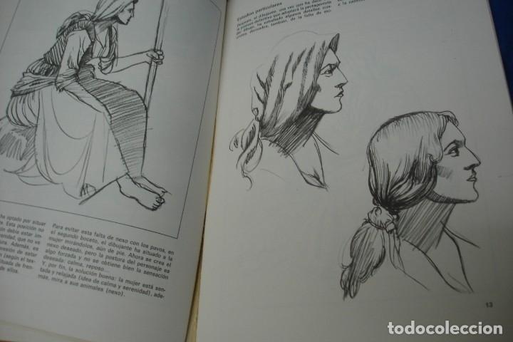 Coleccionismo de Revista Tiempo: CURSO DE DIBUJO CEAC 1980 - LE FALTAN NÚMEROS - Foto 5 - 136367926