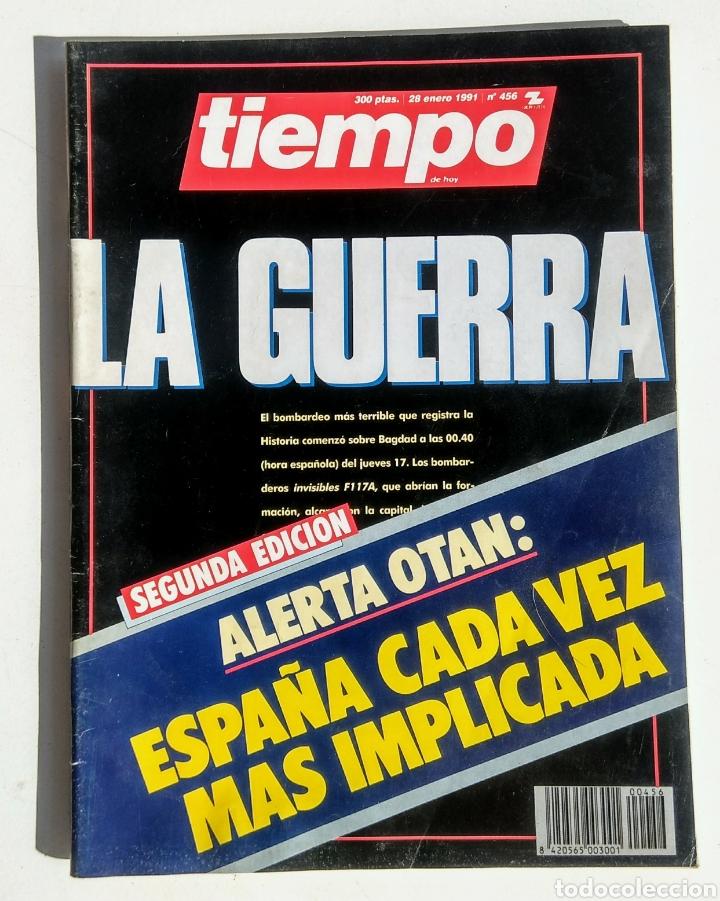 Coleccionismo de Revista Tiempo: Lote de 6 Revistas. Tiempo de hoy. 1991-1996. - Foto 6 - 177003364