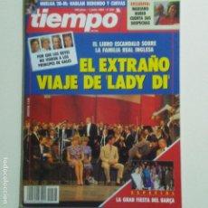 Coleccionismo de Revista Tiempo: TIEMPO. 1 -6-1992. GRAN FIESTA DEL BARÇA.COPA DE EUROPA. VER SUMARIO. Lote 191374932