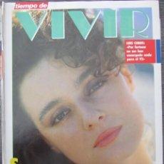 Coleccionismo de Revista Tiempo: RECORTE REVISTA TIEMPO Nº 342 1988 SILVIA MARSO 4 PGS. Lote 191577228