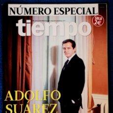 Coleccionismo de Revista Tiempo: TIEMPO - ESPECIAL DOLFO SUAREZ. Lote 191768257