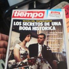 Coleccionismo de Revista Tiempo: REVISTA TIEMPO DE HOY. NÚMERO EXTRA. 24 MAYO 1987. Lote 193226233