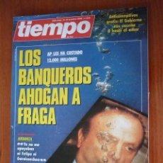 Coleccionismo de Revista Tiempo: REVISTA TIEMPO Nº 230, OCTUBRE 86. Lote 193876336