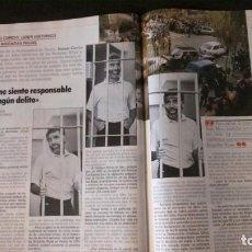 Coleccionismo de Revista Tiempo: SVM-BRIGADAS INTERNACIONALES-LYDIA BOSCH-ROCIO DURCAL-MISS ESPAÑA-ISABEL PREYSLER-CASTELLÓN . Lote 196356261