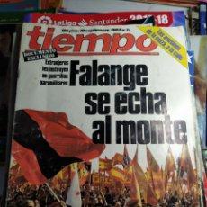 Coleccionismo de Revista Tiempo: REVISTA TIEMPO N 71 9-83. Lote 197933028