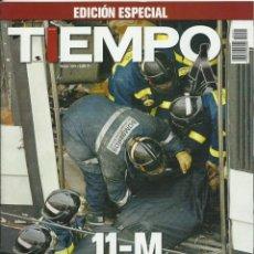 Coleccionismo de Revista Tiempo: ESPECIAL 11 DE MARZO. Lote 201904527