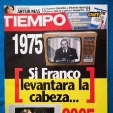 Coleccionismo de Revista Tiempo: TIEMPO - 21 11 2005 - ESPECIAL 1975 - 2005. Lote 203474366