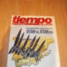Coleccionismo de Revista Tiempo: TIEMPO DE HOY NÚMERO 13 - 20-26 DE AGOSTO DE 1981.. Lote 205190162