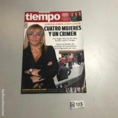 Coleccionismo de Revista Tiempo: REVISTA TIEMPO. Lote 208406980
