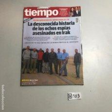 Coleccionismo de Revista Tiempo: REVISTA TIEMPO. Lote 208407067