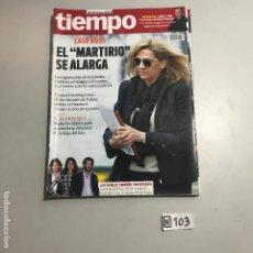 Coleccionismo de Revista Tiempo: REVISTA TIEMPO. Lote 208407116