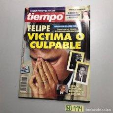 Coleccionismo de Revista Tiempo: REVISTA TIEMPO. Lote 210159645
