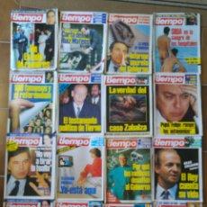 Collectionnisme de Magazine Tiempo: LOTE 20 REVISTAS TIEMPO DE HOY AÑOS 80 L.4. Lote 210373908