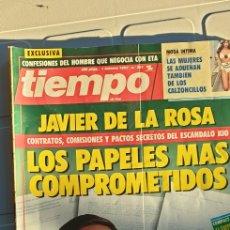 Coleccionismo de Revista Tiempo: REVISTA TIEMPO N° 561 / FEBRERO 1993. Lote 210599018