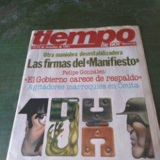 Coleccionismo de Revista Tiempo: REVISTA TIEMPO DE HOY NUMERO 30 ANO 1981. Lote 219153885