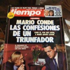 Coleccionismo de Revista Tiempo: REVISTA TIEMPO DE HOY N° 414 (9 ABRIL 1990). Lote 219241108