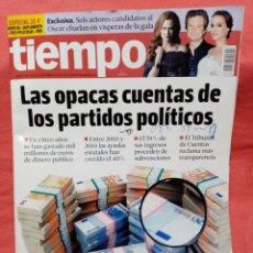 Coleccionismo de Revista Tiempo: REVISTA TIEMPO N°1494 FEBRERO 2011. Lote 220588926